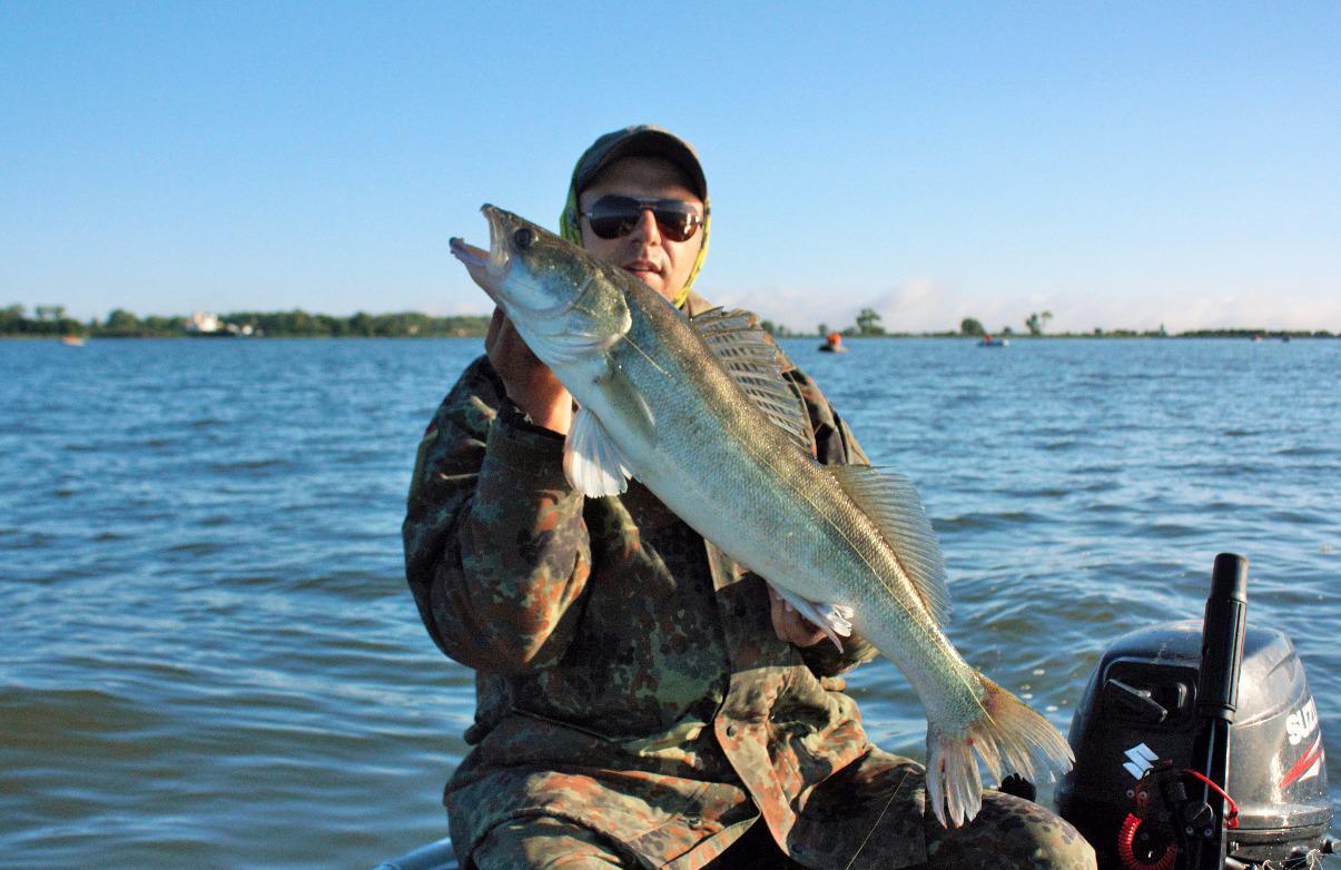 прогноз на рыбалку на завтра в калининграде