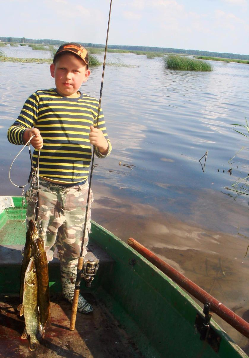 рыбалка на рижском