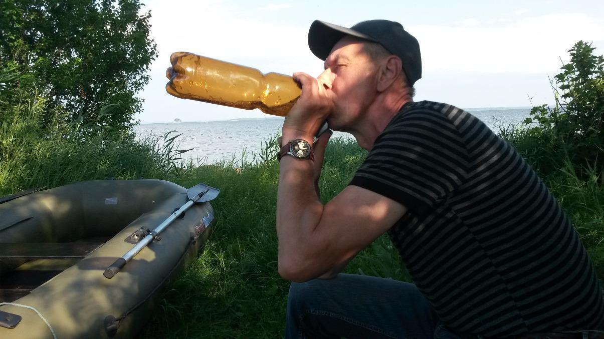 калининград ловля угря