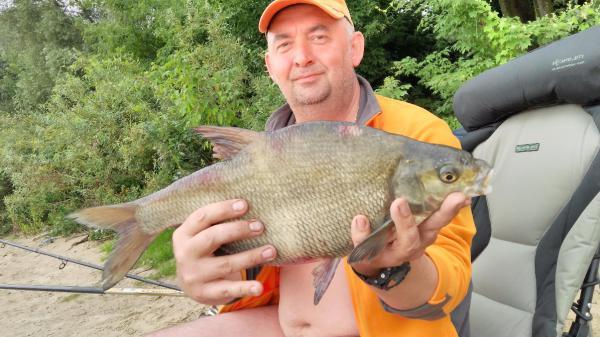 отчет о рыбалке ока белоомут 2016